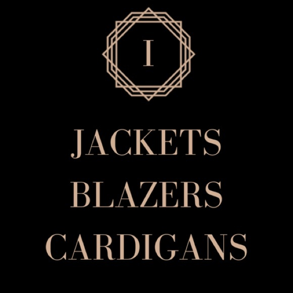 Other - Jackets blazers cardigans